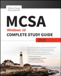 Mcsa: Windows 10 Complete Study Guide: Exams 70-698 And Exam 70-697 - 2848636758