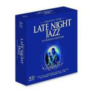 Greatest Ever Late Night Jazz - 2839285593