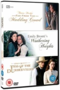 Wuthering Heights/far From The Madding Crowd/tess Of The ... - 2840456407