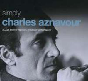 Simply Charles Aznavour - 2840122816