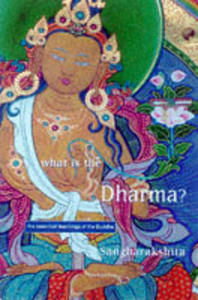 What Is The Dharma? - 2839984903