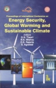 Energy Security, Global Warming And Sustainable Climate - 2849515721