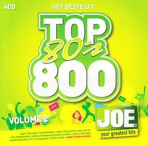 Joe's 80ies Top 800 Vol. 2 - 2842389406