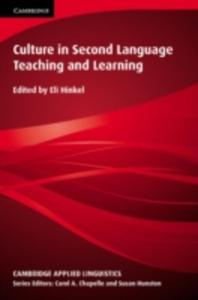 Culture In Second Language Teaching And Learning - 2840059550