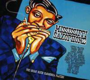 Mississippi Saxophone - 2839321697