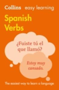 Easy Learning Spanish Verbs - 2860408174