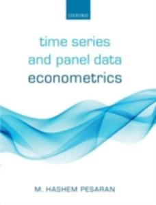 Time Series And Panel Data Econometrics - 2842835576