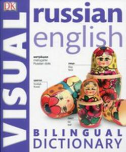 Russian English Bilingual Visual Dictionary - 2840396566