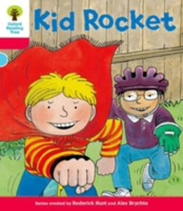 Oxford Reading Tree: Decode And Develop More A Level 4: Kid Rocket - 2847445751