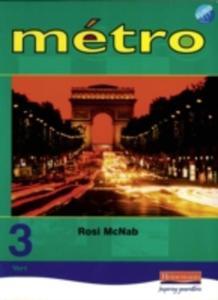 Metro 3 Vert Pupil Book Euro Edition - 2860124267