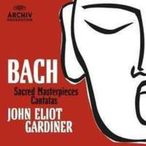 Bach: Cantatas & Sacred Masterpieces - 2849480740