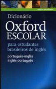 Dicionario Oxford Escolar Para Estudantes Brasileiros De Ingles (Portugues - Ingles / Ingles - Portugues) - 2841490363