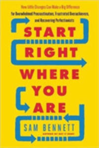Start Right Where You Are - 2843976609