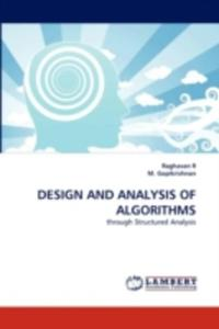 Design And Analysis Of Algorithms - 2857094680