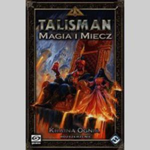 Talisman Magia I Miecz Kraina Ognia - 2840179969