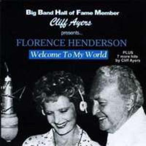 Florence Henderson Welcome To My World - 2839787724