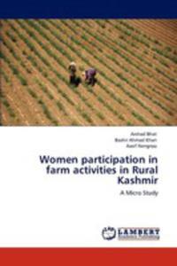 Women Participation In Farm Activities In Rural Kashmir - 2870774268
