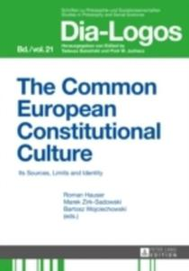 The Common European Constitutional Culture - 2846086340