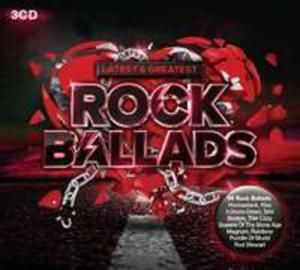 Latest & Greatest Rock Ballads / Various (Uk) - 2846941105