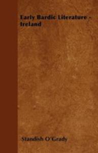 Early Bardic Literature - Ireland - 2861256119