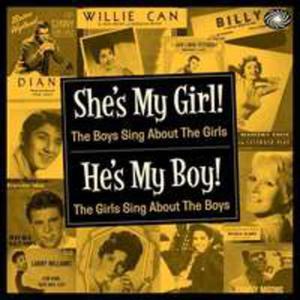 She's My Girl He's A Boy - 2840103493