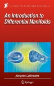 An Introduction To Differential Manifolds - 2840257798