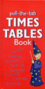 Pull - The - Tab Times Tables Book - 2839915983