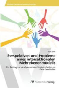 Perspektiven Und Probleme Eines Intersektionalen Mehrebenenmodells - 2860635547