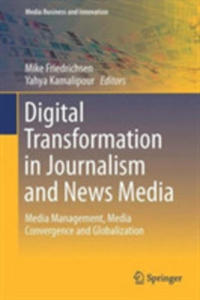 Digital Transformation In Journalism And News Media - 2850830811