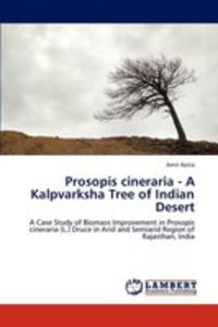Prosopis Cineraria - A Kalpvarksha Tree Of Indian Desert - 2857065032