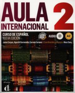 Aula Internacional 2 Curso De Espanol + Cd - 2839498894