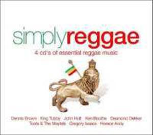 Simply Reggae - 2839224503