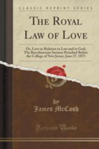 The Royal Law Of Love - 2852949604