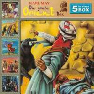 Karl May 5cd Orient Box - 2842398431