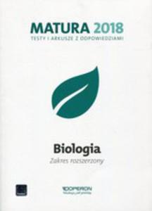 Matura 2018 Biologia Testy I Arkusze Z Odpowiedziami Zakres Rozszerzony - 2854887370