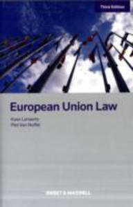 European Union Law - 2844436337