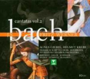 Cantatas Vol.2 - 2839214339