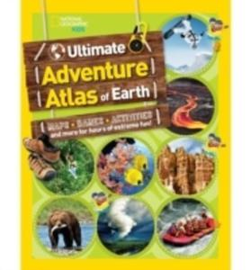 The Ultimate Adventure Atlas Of Earth - 2840250029