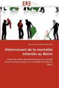 Determinant De La Mortalite Infantile Au Benin - 2870840200