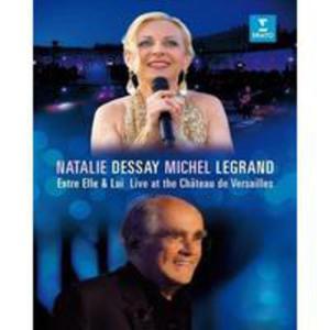 Entre Elle & Lui - Live In Versailles (Blu - Ray) - 2840047093