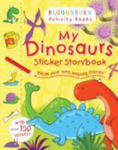 My Dinosaurs Sticker Storybook - 2853927638