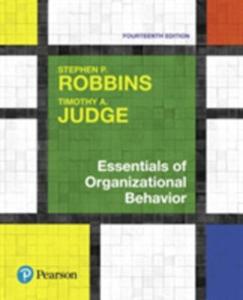 Essentials Of Organizational Behavior - 2856623171