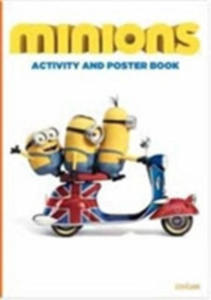 Minions Activity And Poster Book - 2846084867