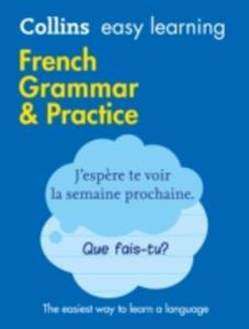 Easy Learning French Grammar And Practice - 2840245469