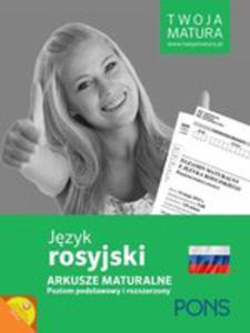 Twoja Matura - Repetytorium Maturalne Z Przewodnikiem. Rosyjski. - 2840240550