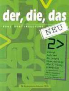 Der Die Das Neu 2 Zeszyt ćwiczeń Kurs Kontynuacyjny - 2839212108
