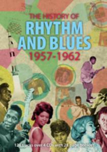 History Of Rhythm & Blues - 2839391226