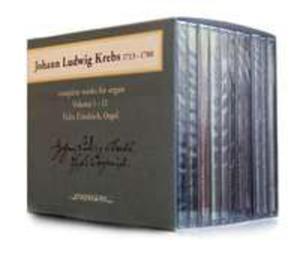 Gesamte Orgelwerke Vol. 1 - - 2839538237