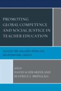 Promoting Global Competence And Social Justice In Teacher Education - 2870627810