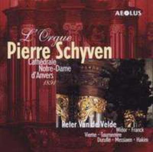 L'orgue Pierre Schyven De La Cathedrale Notre - Dame D'anvers - 2839248258